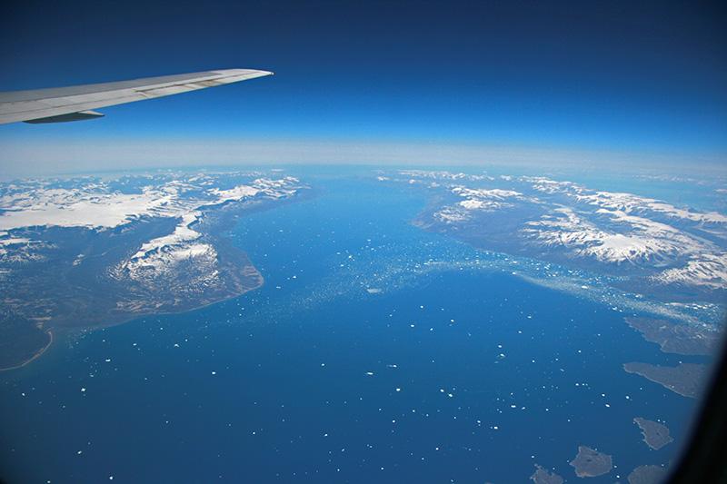 Перелет через Атлантику