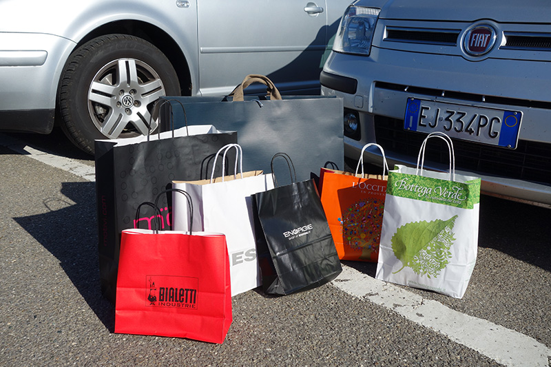 Хорошего шоппинга