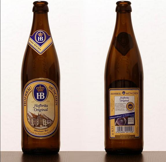 hofbrau пиво